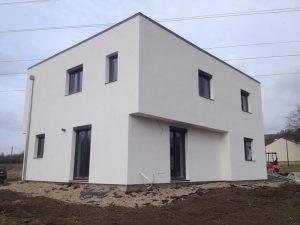 casa din lemn