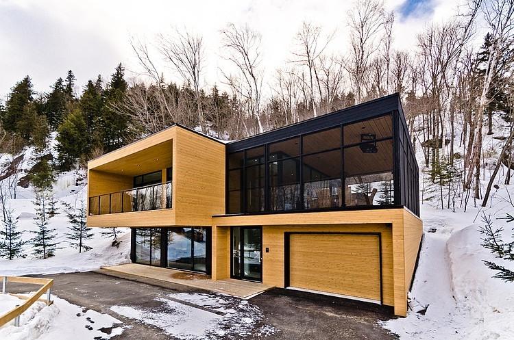 cabane din lemn, case de vacanta