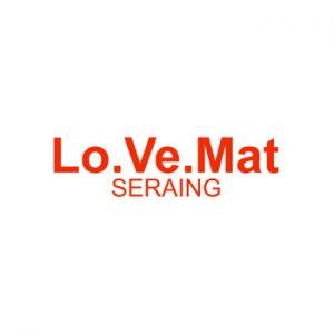 Lo.Ve.Mat SERAING logo